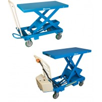 BX-25: Lifting Table