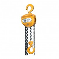 YB-050: Chain Hoists