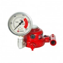 ZMJ-5P: Mini Jacks with Pressure Gauge