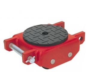 Zinko ZDUW-1P Low Profile 1-Ton Roller